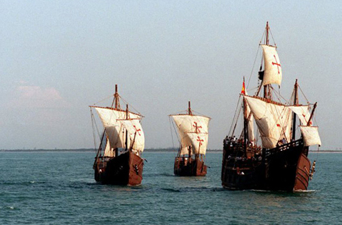 Columbus ships at KSC.