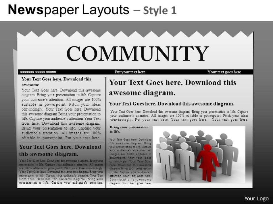newspaper_layouts_style_1_powerpoint_presentation_slides_db_Slide02